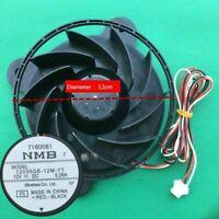Durable NMB12035GE-12M-YT Lüfter Cooling fan für Haier Kühlschrank 12V DC 0.26A