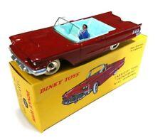 Ford Thunderbird Cabrio - DINKY TOYS DeAGOSTINI VOITURE MINIATURE MODEL CAR- 555