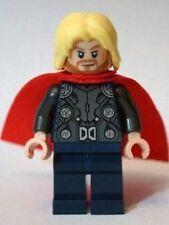 LEGO - Super Heroes: The Avengers - Thor, Soft Cape - Mini Figure / Mini Fig