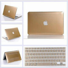 """Rubberized Hard Case Shell &Keyboard Cover for Macbook Pro 13/15"""" Air 11/13""""inch"""
