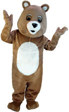 Brown Bear Professional Quality Lightweight Mascot Costume Adult Size