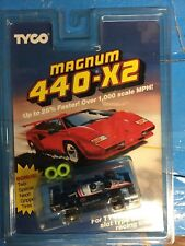 Ho Slot Car Vintage Tyco Magnum 440 X2  Valvoline Indy Car New Sealed RARE 1991