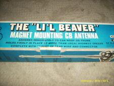 The Li'L Beaver Magnet Mounting Cd Antenna