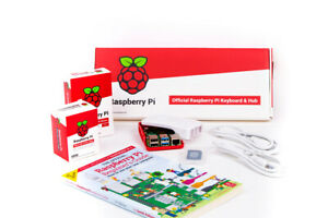 Raspberry Pi 4 Model B Desktop Kit