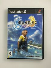 Final Fantasy X - Playstation 2 Ps2 Game - Complete & Tested