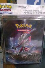 Pokemon Sun & Moon 4 Pocket Page Portfolio Album Binder Holder Card Protector