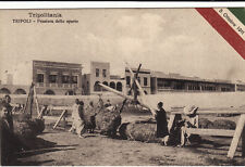 #TRIPOLITANIA: TRIPOLI - PESATURA DELLO SPARTO- SERIE 3a 1911