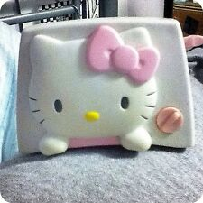 Hello Kitty Toast-Bread Figurine