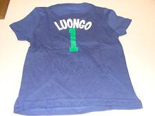 2011-12 Vancouver Canucks Roberto Luongo T Shirt Infant 12M Kids Cartoon Script