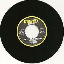 JOHNNY MOORE - Don't let it blow your mind - (previously unissued gem) LISTEN!!!