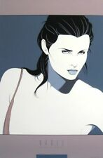 Commemorative #14, Limited Edition Silkscreen, Patrick Nagel - Screen-signed