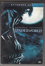 UNDERWORLD - DVD