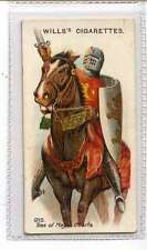(Jl893-100) Wills,Arms & Armour,Horseman In Armour,1910 #13