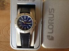 New - Reloj Watch Montre  Sra LORUS Ref.RRSA79L-9 - Quartz - Steel Acero - Nuevo