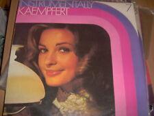 LP INSTRUMENTALLY EASY LISTENING WITH BERT KAEMPFERT AND JAMES LAST VOL7 UK EX+