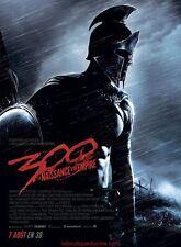 300 LA NAISSANCE D'UN EMPIRE Affiche Cinéma Roulée / Rolled Movie Poster