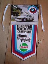 BMW 3.0 CSL Batmobile 73 ETC CLASSIC RACING CAR PENNANT