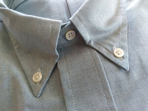 NWOT Brooks Brothers Green Supima Oxford Button Down 16.5-37 Madison MSRP $140