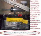 Master Cylinder MG MGA MGB MGC Clutch Brake ? New MODIFICATION SEE FULL LISTING!