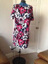 ladies Size 18 Floral Print dress