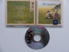 BO Film OST Out of Africa 3310 CD ALBUM