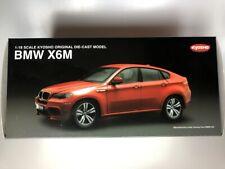 1:18 Kyosho BMW X6M Red