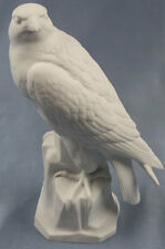 Sperber figur Falke Porzellanfigur porzellan bussard Tettau vogel