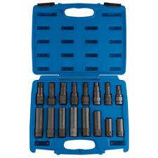 Draper Expert Locking Wheel Nut Master Key Set 16 Piece 15126