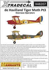 Xtradecal 48207 Decals 1/48 de Havilland DH.82a Tiger Moth Part.3 (7)