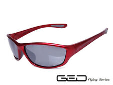 GEO Safari Burgundy Red Flying Sunglass