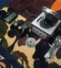 Nintendo Gamecube Console Bundle With Mario Kart Double Dash Tested And Works