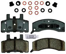 Ceramic Disc Brake Pad fits 1988-2002 GMC C2500,C3500,K2500,K3500 C2500,K2500 C3