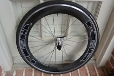 Rear HED Jet 6 Wheel 650c Clincher 23mm Shimano 10/11 Speed