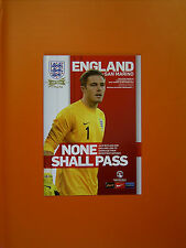 U-21 European Championship Qualifier - England v San Marino - 19th November 2013