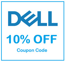 Dell Canada 10% Off Coupon: Dell branded PCs, Electronics And Accessories