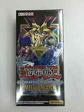 Yugioh Japanese MVP1-JP Movie Pack Booster Factory Sealed Box
