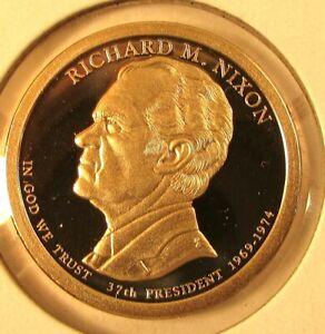 2016 s Nixon Presidential $1  Proof   C00278