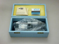 Somet 0-25mm Bench Micrometer with Carbide Faces (KO29200)