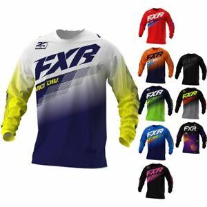 FXR Racing F21 Clutch MX Men's Motocross Gear Jersey