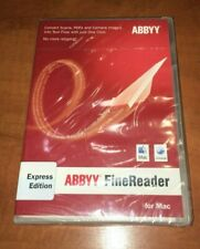 ABBYY FINEREADER EXPRESS EDITION FOR MAC nuovo.
