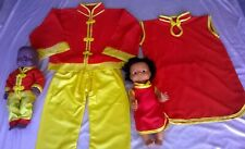 Multicultural  dressing up- costumes children -Early years for Chinese new year