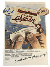 UP IN SMOKE Movie Cheech and Chong Weed New 12x18 24x36 Silk Art Poster