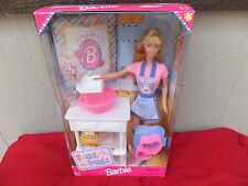 Sweet Treats Barbie 1998 Real Working Mixer  NRFB MIB
