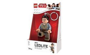 LEGO Star Wars Rey LED Light Keyring NIB