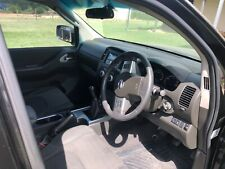 Nissan Nevara 4x4 2010, 135000K, 4.0L 6speed manual. Black double cab