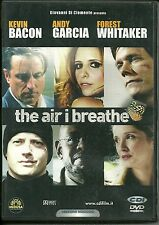 DVD The Air I Breathe. Andy Garcia, Kevin Bacon