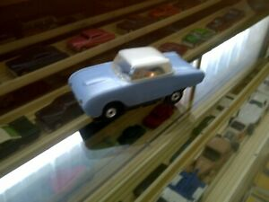 ORIGINAL AURORA MODEL MOTORING  New Old Stock Chassis with Atlas T-Bird Body