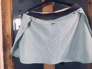 Puma Running  Shirt With Shorts Underneath  Size 14 Bnwts