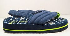 Cherokee Thong Sandals In Navy Blue Size M 7/8 (Toddler)