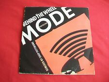 "DEPECHE MODE -BEHIND THE WHEEL - REMIXED BY SHEP PETTIBONE - 12"" PLAYS EX -"